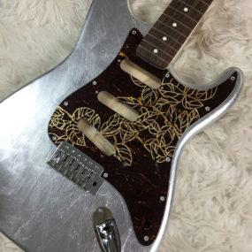 Vintage Leaves Mercury Pickguard (Stratocaster type)