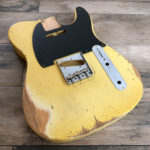 Classic Relic Mars Body - Butterscotch Blonde (Telecaster type)