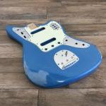 Classic Relic Earth Body - Lake Placid Blue (Jaguar type)