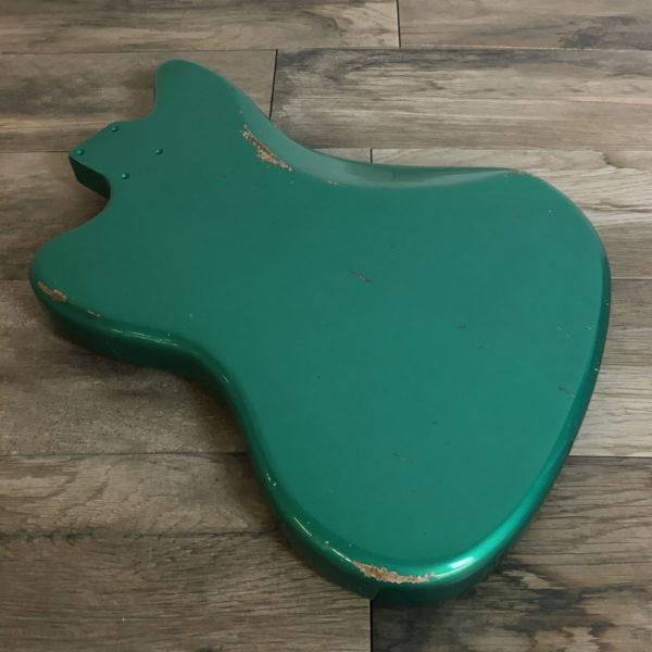 Classic Relic Neptune Body - Sherwood Green Metallic (Jazzmaster type)