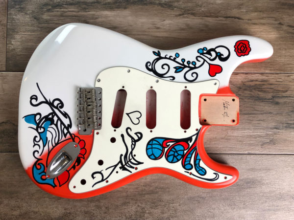 Monterey Replica (Stratocaster type)