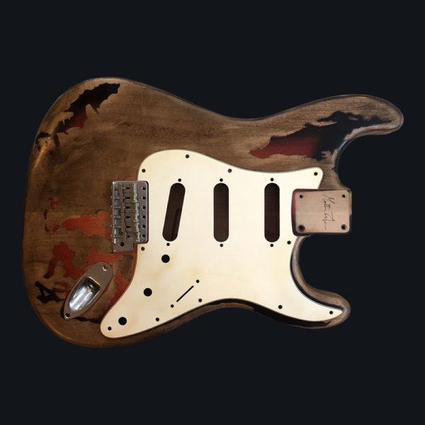 Rory Gallagher Replica (Stratocaster type)