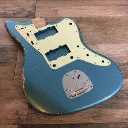 Classic Relic Neptune Body - Lake Placid Blue Metallic (Jazzmaster type)