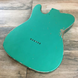 Classic Relic Mars Body - Sherwood Green Metallic (Telecaster type)
