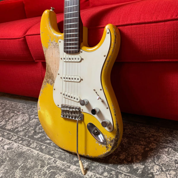Classic Relic Mercury - Monaco Yellow