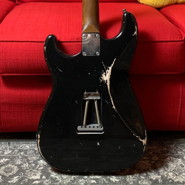 Classic Relic Mercury Thinline - Black