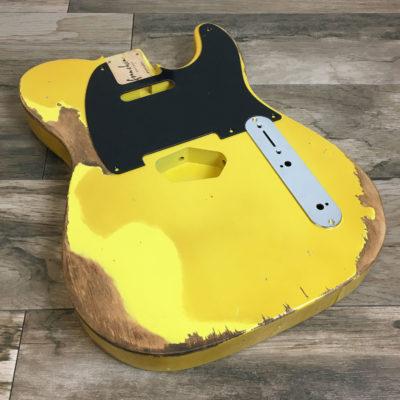 Classic Relic Mars Body - Monaco Yellow