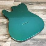 Classic Relic Mars Body - Sherwood Green Metallic (Telecaster type)